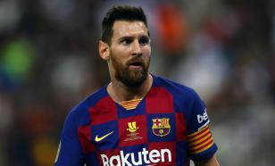 """Месси раскритиковал игру """"Барселоны"""""""