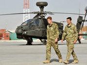 После атаки талибов принца Гарри перевели на другую базу