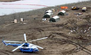 22 тыс. кв. м загрязненного грунта обработано сорбентом в Норильске