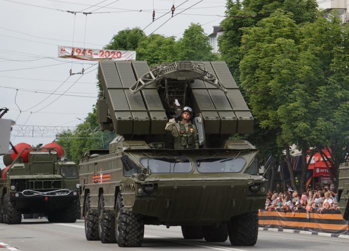 Украина направила Российской Федерации  ноту протеста— «Парад» вКрыму