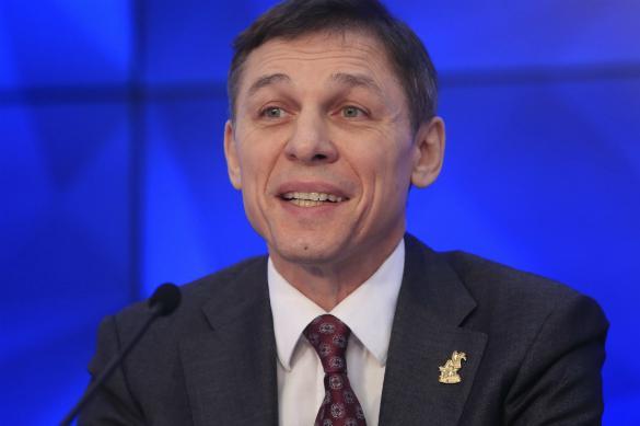 Кандидату в президенты России Владимиру Михайлову  не хватило времени для сбора подписей