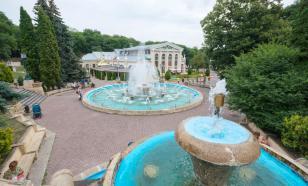 В Пятигорске возобновили работу питьевые галереи с минеральной водой