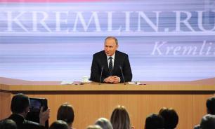 Незаданные вопросы: О чем не спросили Путина