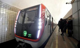 В Москве курсант вуза МВД задержал в метро женщину с ножом