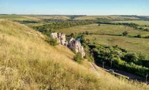 Дивногорье на Дону — пещерный храм и просторы степей