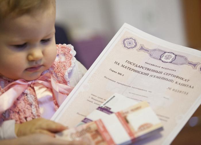Правительство расширит программу материнского капитала