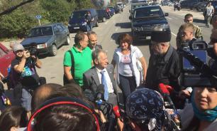 Поклонская рассказала об аресте Джемилева в Крыму
