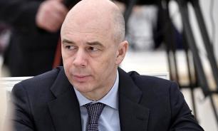Силуанов: кредиты и сокращение теневого сектора — причины падения доходов россиян
