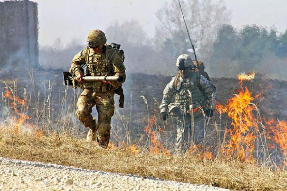 Tages-Anzeiger: армия США – один из главных вредителей окружающей среде