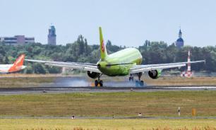 Экстренно приземлившийся в Перми самолет вылетел в Москву