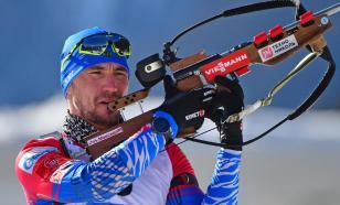 Назван состав сборной России по биатлону на этап КМ в Контиолахти