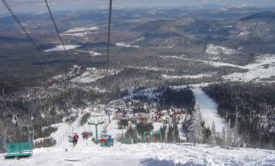 На благоустройство горнолыжного Шерегеша выделят 1 млрд рублей