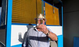 """Испанский изобретатель создал аппарат, производящий питьевую воду """"из ниоткуда"""""""