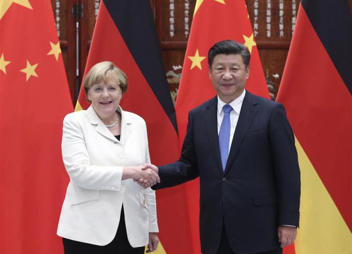 Председательство Германии в ЕС даст новый импульс отношениям с Китаем