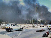 Талибы напали на конвой НАТО в Пакистане
