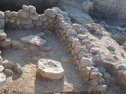 Храм в Бейт-Шемеше помнит филистимлян