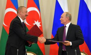 Визит Путина в Баку: Карабах поделили?