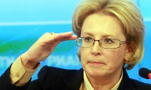 """Скворцова назвала """"эталонной"""" российскую систему здравоохранения"""