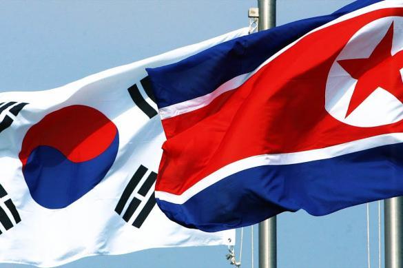 Северокорейские военные взорвали межкорейский кабинет  связи вКэсоне
