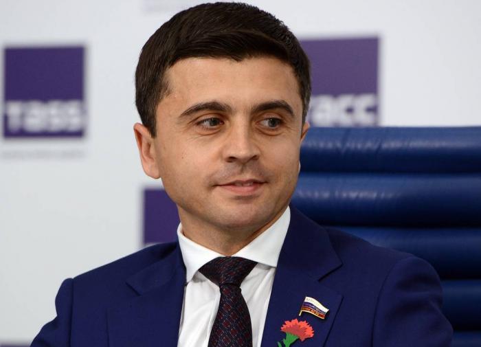 В Госдуме оценили слова Авакова о горячей войне для Украины