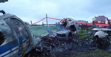 Пилот получил 4,5 года за гибель 12 человек из-за ошибки пилотирования