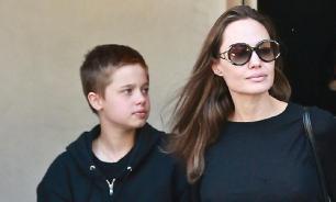 Дочь Питта и Джоли хочет стать мужчиной