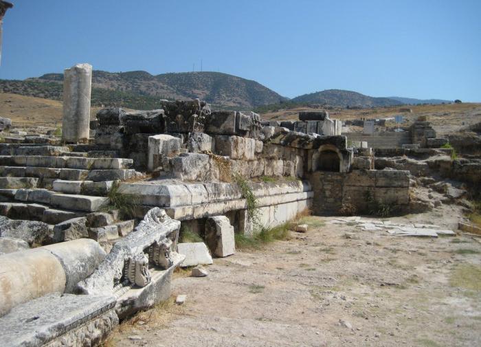 Древнеримские жрецы убивали жертв с помощью углекислого газа
