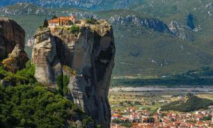 Дома, построенные на скалах