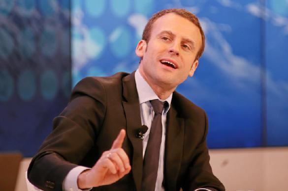 Макрон: Европе нужно наладить отношения с РФ из-за Сирии и Украины