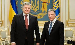 Порошенко встревожили сообщения об отставке Волкера