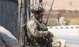Военная полиция РФ заняла опорный пункт американских военных в Сирии