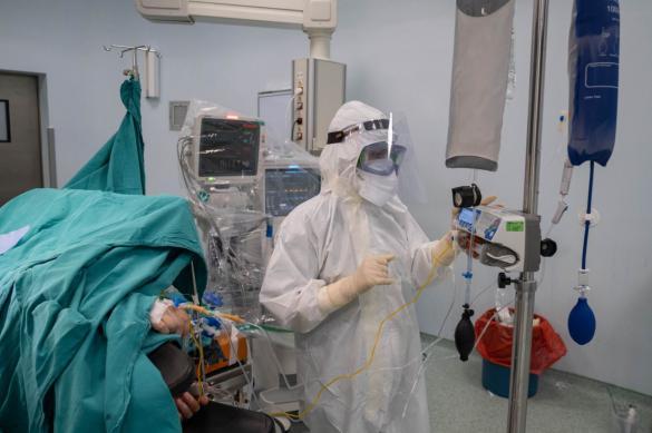Почти 86 тысяч случаев коронавируса выявлено в Москве