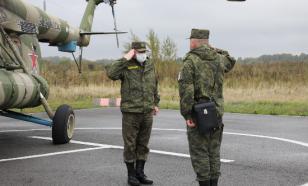 Командующий войсками ЦВО прибыл в Поволжье с проверкой