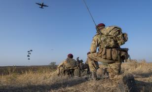 """Британские десантники высадились на """"заднем дворе России"""""""