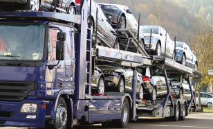 Россия увеличила ввоз и вывоз автомобилей