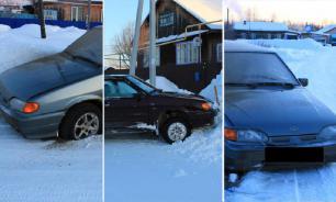 Подросток угнал три автомобиля, чтобы добраться домой с дискотеки