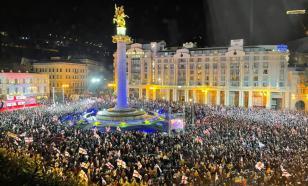 """МихоМайдана"" не будет: сторонники Саакашвили помитинговали и разошлись"
