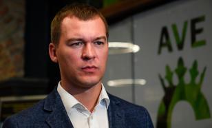 Дегтярёв обещает уволить чиновника за откладывание строительства дороги