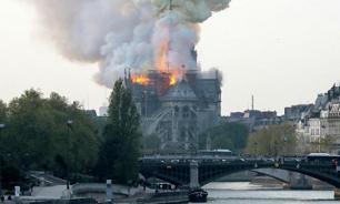 Посетители не смогут попасть в собор Парижской Богоматери минимум пять лет