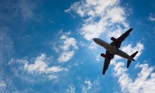 """Неизвестные """"заминировали"""" четыре самолета за день"""