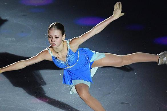 Трусова рассказала о программах на следующий сезон