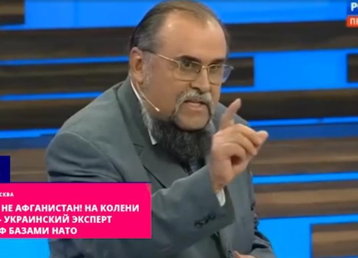 """""""На колени встанете"""": украинец угрожал России базами НАТО"""