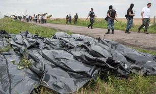 """Тайна """"Боинга-777"""" - в телах пассажиров"""