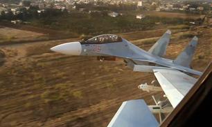 Пентагон: Операция ВКС России в Сирии усилила позиции Асада