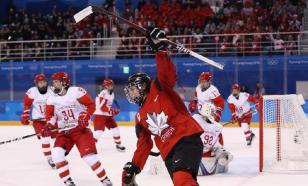 Российская молодежка уступила канадцам в пятом матче Суперсерии