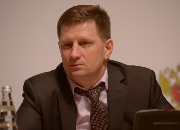 Губернатора Хабаровского края подозревают в убийствах предпринимателей