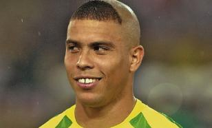Роналдо извинился за странную причёску на ЧМ-2002