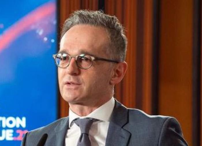 Глава МИД ФРГ предостерёг Польшу: не надо плевать в колодец России