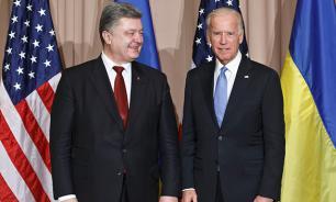 Порошенко и Байден обсудили конституционные изменения на Украине