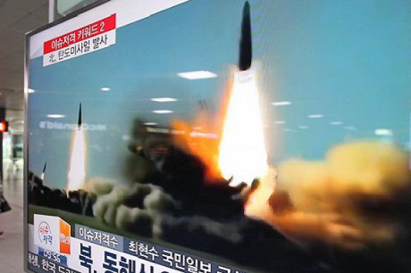 Сеул встревожен: Во время выборов в США КНДР может снова выпустить ракету